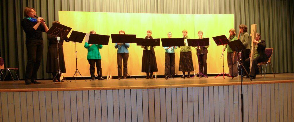 Konzert beim Schwarzwaldverein