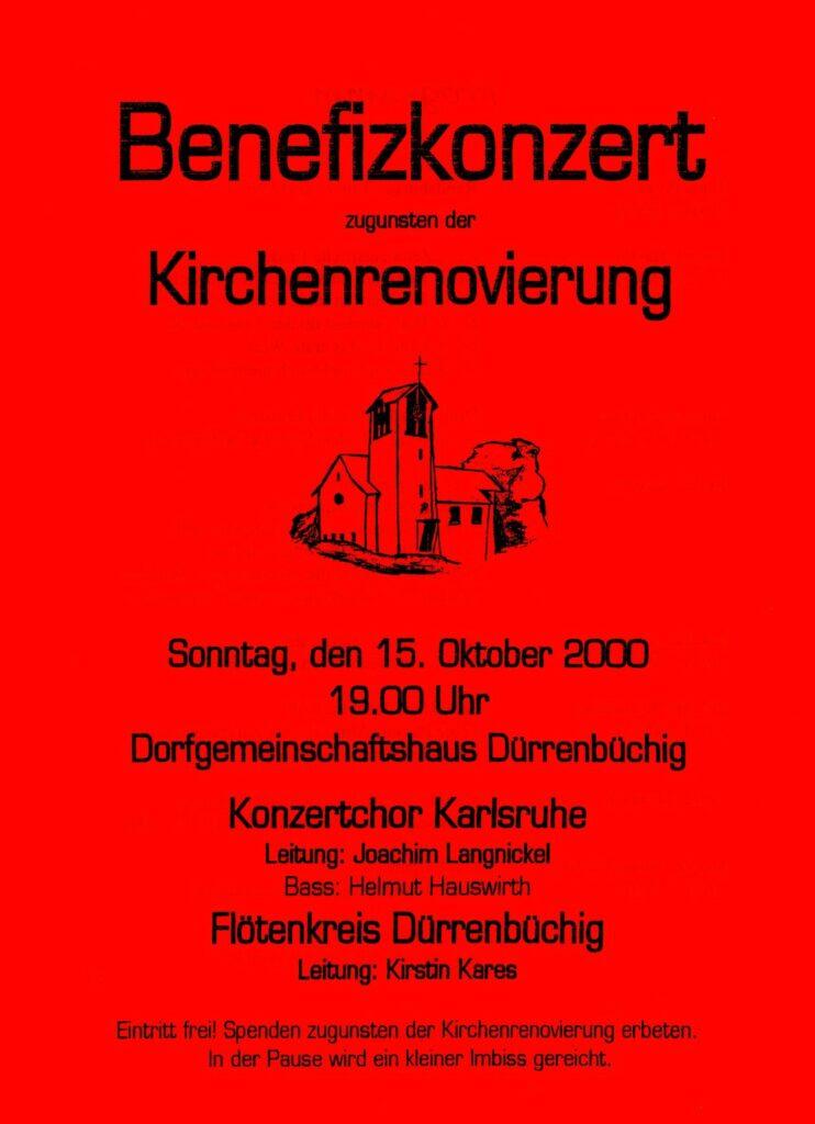 Flötenkreis und Konzertchor Karlsruhe